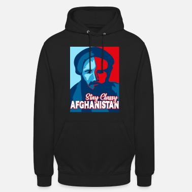 Coast Guard Funny classic Afghanistan explanation Cheesing A - Unisex Hoodie