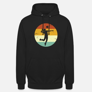 Volley Volley Beach Volleyball Beach Volleyball Gift - Sudadera con capucha unisex