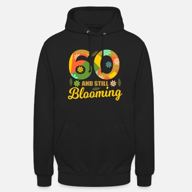 60th Birthday 60th birthday 60 years old 60th party gift 196th - Unisex Hoodie