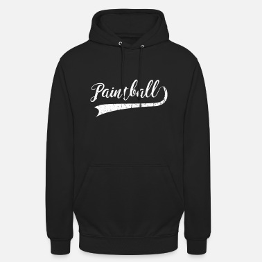 Paintball Paintball paintballer - Unisex Hoodie