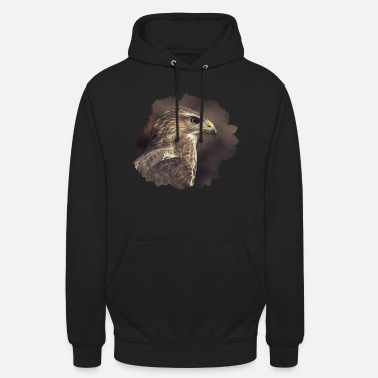 Buzzard Common buzzard - Unisex Hoodie