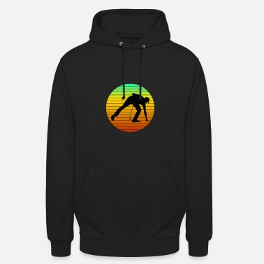 Golfers Vintage Sunset for Golfers - Unisex Hoodie