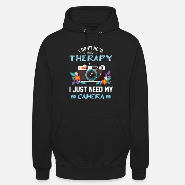 Funny Photography Funny Camera Photography - Unisex Hoodie