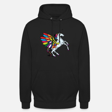 Fable flying unicorn fable - Unisex Hoodie
