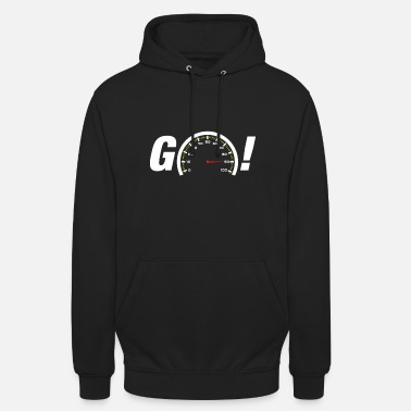 Cars Car gift sports car - Unisex Hoodie