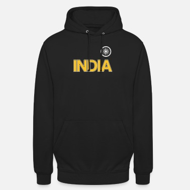 India India Cricket Jersey | India Cricket Team - Unisex Hoodie