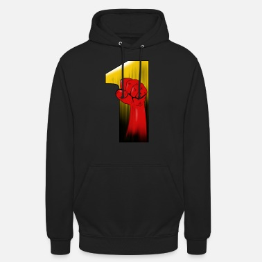 Punch 1 punch - Unisex Hoodie