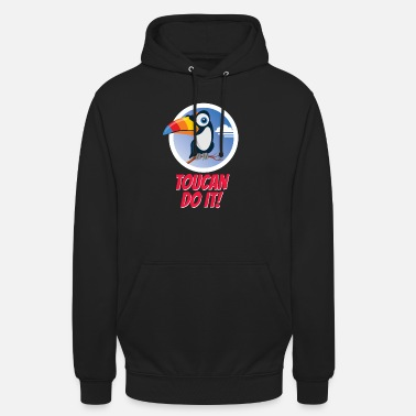 Toucan Do It - Unisex hoodie