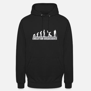 Hop Breakdance breaker Bboy Hip Hop Dance - Sweat à capuche unisexe