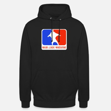 Major League Major league wingsuiting - Unisex Hoodie