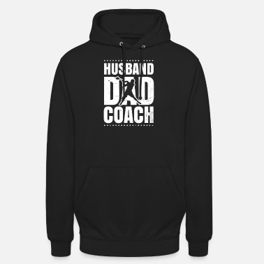 Lacrosse Dad Husband Dad Coach Gift - Unisex Hoodie