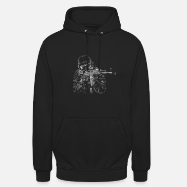 Special Special Forces - Unisex Hoodie
