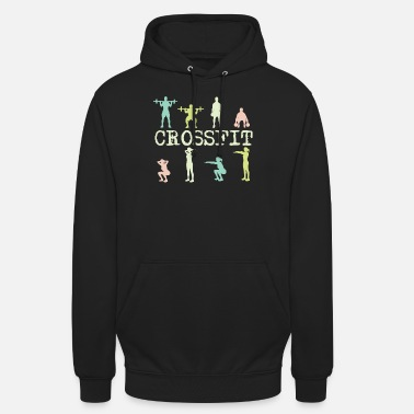 Cross Fit Cross Fit Disciplines Fitness - Unisex huppari