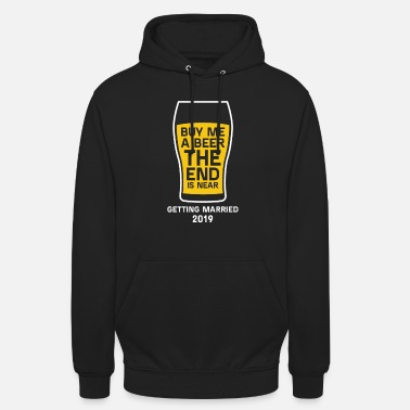 Funny Bachelor Party Gifts for Groom in 2019 Gifts - Unisex Hoodie