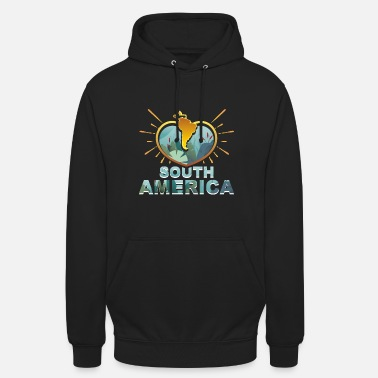 South America South America - Unisex Hoodie