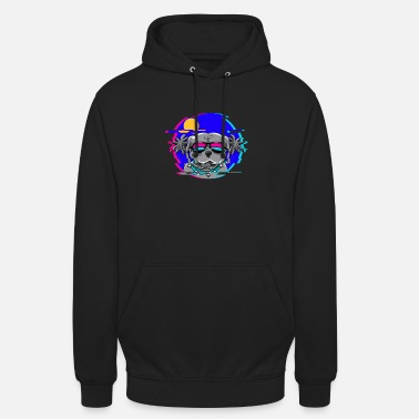 Synthwave Retrowave Soft Grunge Rave 90s 90s Club - Unisex hoodie