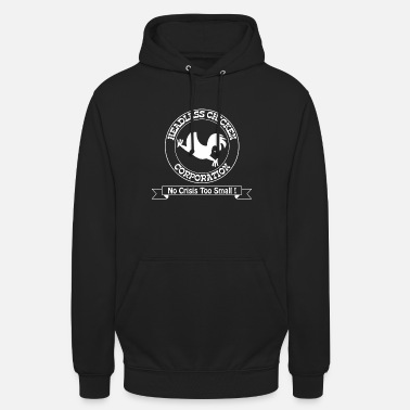 Mismanagement Funny – Headless Chicken Corporation - Unisex Hoodie