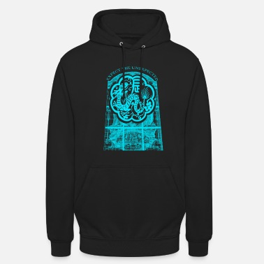 Mythical Beast The mythical beast dragon head monster creature - Unisex Hoodie