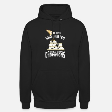World War World War Winner - Unisex Hoodie