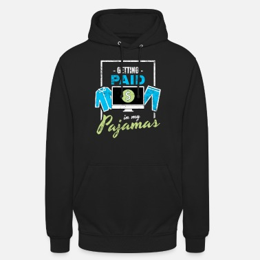 Home Base Home office pajamas - Unisex Hoodie