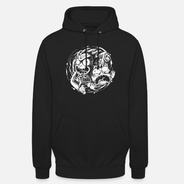 Rick Morty Rick And Morty Reisen In Andere Dimensionen - Unisex Hoodie