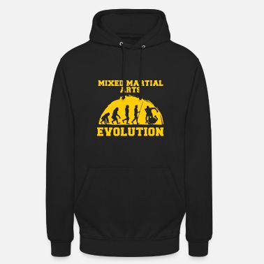 Grappling MMA Evolution Grappling - Unisex hettegenser