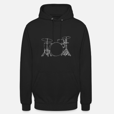 Percussion percussion - Unisex Hoodie