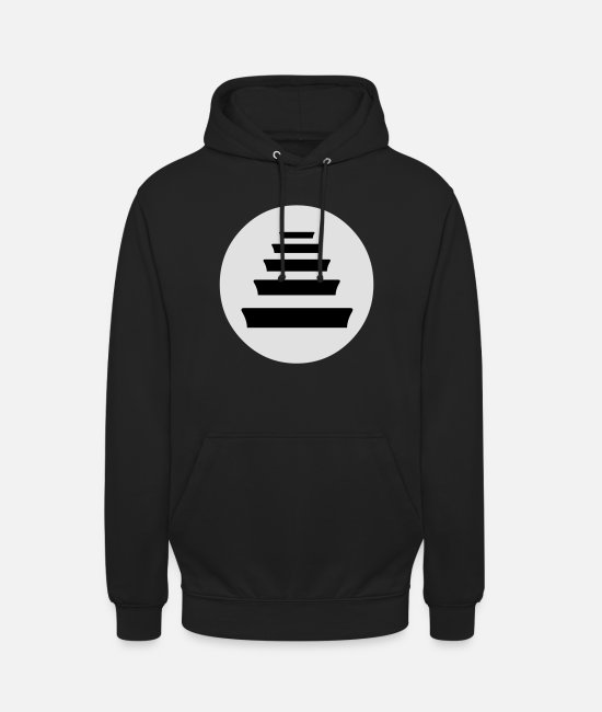 Rap Hoodies & Sweatshirts - Fifth Step Hip Hop - Unisex Hoodie black