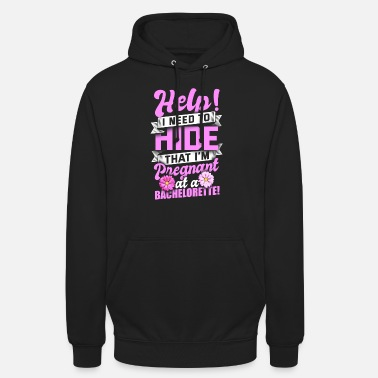 Bachelorett Party Bachelor Party Marriage Bachelorette Party - Unisex Hoodie