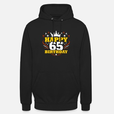 65th Birthday 65th birthday - Unisex Hoodie