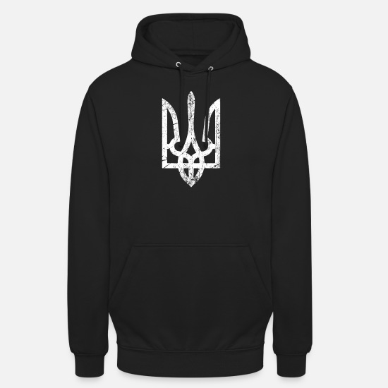 Gift Idea Hoodies & Sweatshirts - Ukraine - Unisex Hoodie black