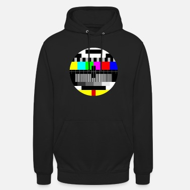 Pattern Colour test card - Unisex Hoodie