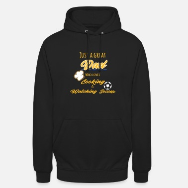 Chef Griglia dei panettieri di Chef Football Cooking Gift Chef - Hoodie unisex