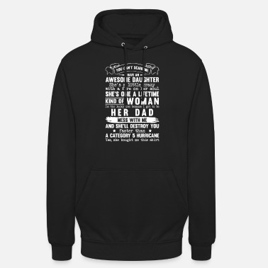Scare You can't scare me I have a to - Unisex Hoodie