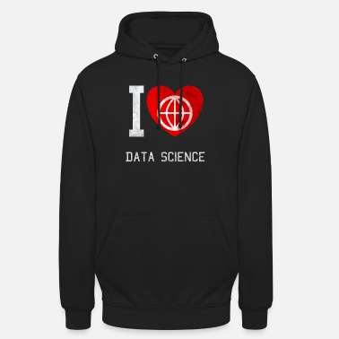 Data Adoro Data Science Machine Learning Studying - Hoodie unisex