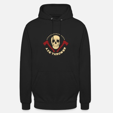 Axe Ax throw gift - Unisex Hoodie