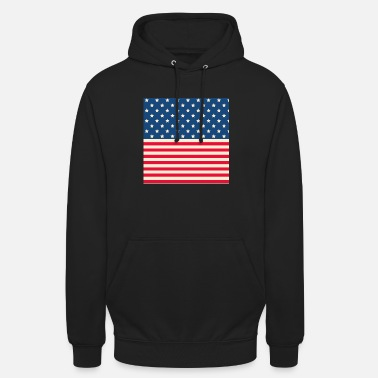 Stars And Stripes Stars and stripes - Unisex Hoodie