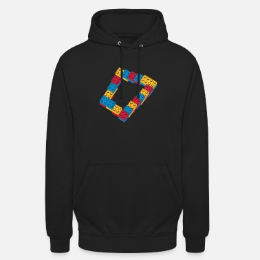 Toy optical illusion - endless steps - Unisex Hoodie