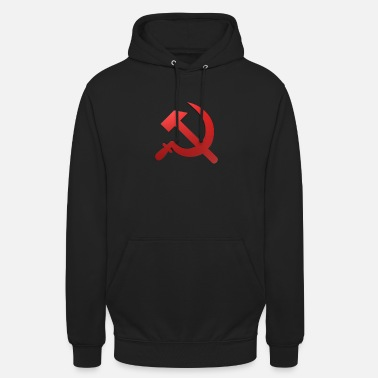 Cccp hammer and sickle - Unisex Hoodie