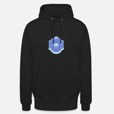 Mouth and face protection - Unisex Hoodie