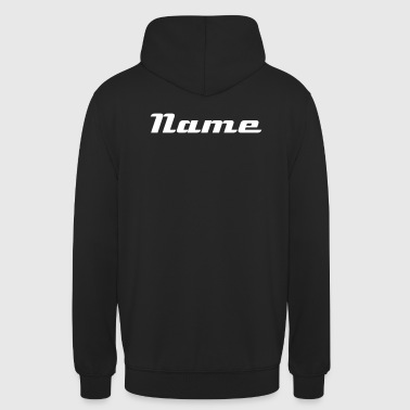 Name Teddy | Team VoiD  - Unisex Hoodie