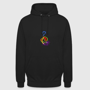 question Mark - Unisex Hoodie