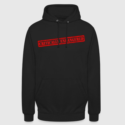 Critically endangered - Unisex Hoodie