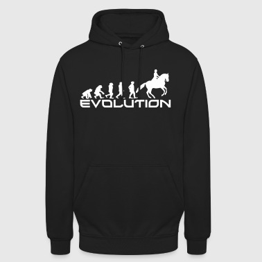 EVOLUTION DRESSAGE RIDING - Sweat-shirt à capuche unisexe