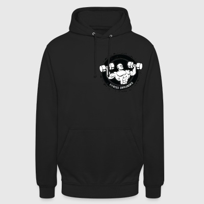 Fitness supplements - Unisex Hoodie