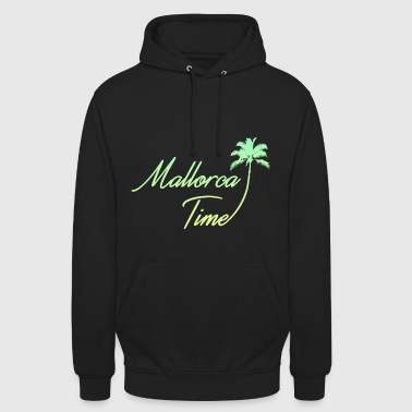 Mallorca Time 2018 Malle Gift Beach Vacation - Unisex Hoodie