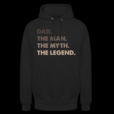 Best Dad. Dad of the Year.Gifts for Dads Super Dad - Unisex Hoodie
