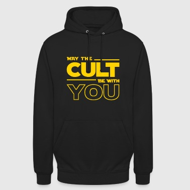 MAY THE CULT BE WITH YOU - Unisex Hoodie