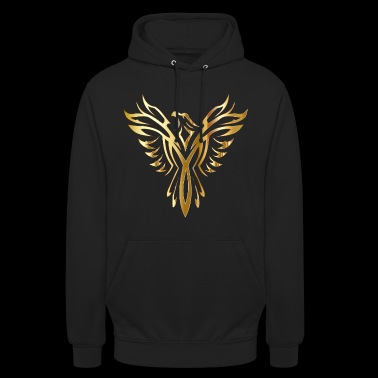 The Phoenix rising from the ashes - Unisex Hoodie