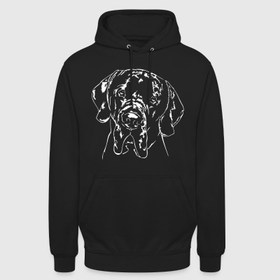 Deutsche Dogge - Great Dane - Unisex Hoodie